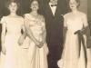 lilian-dora-sam-beryl-at-gloria-wedding-1951