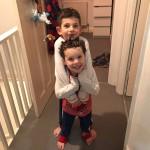 Caleb and Eli Hilton