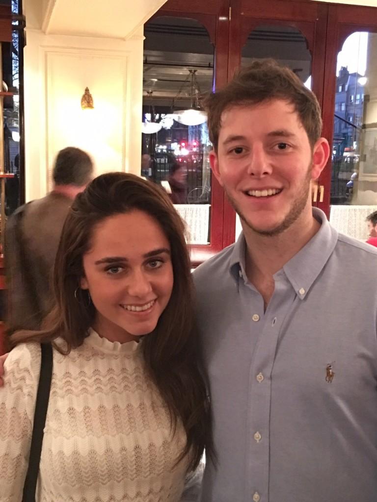 Georgia & Daniel Walters