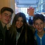 Joel, Jasmine & Sam Walters