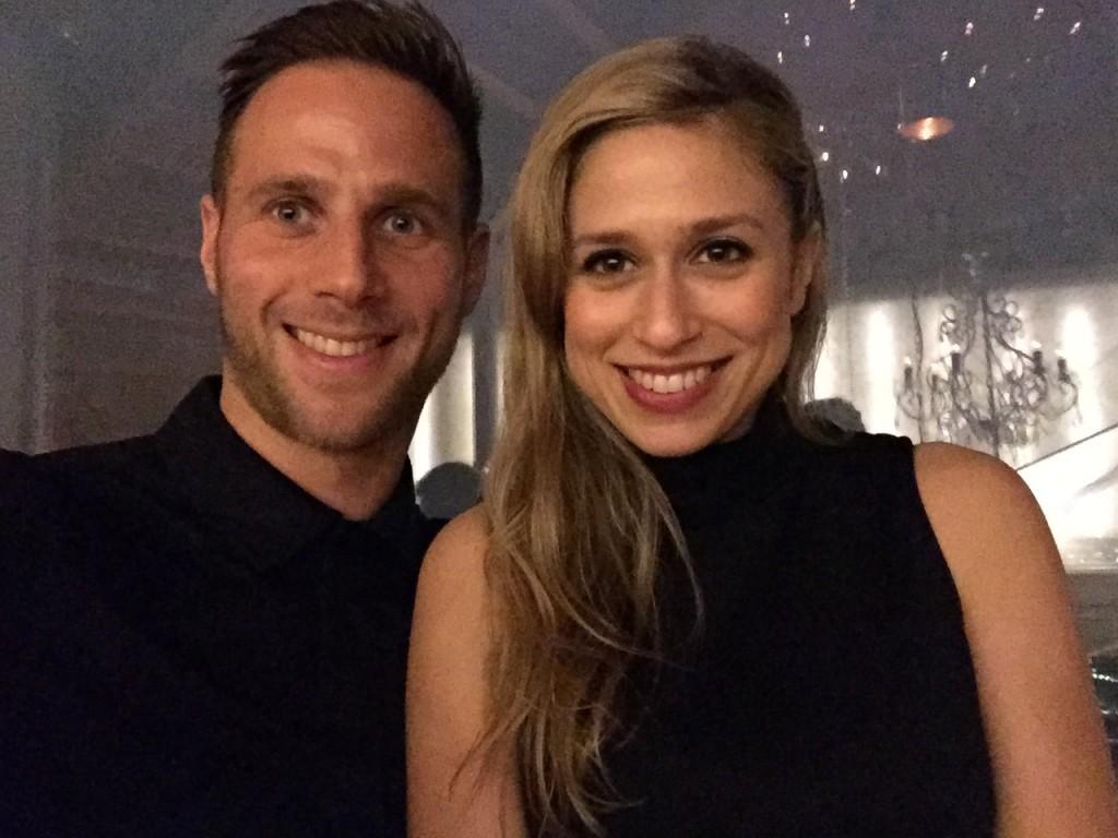Katie (Finger) & Daniel Rose